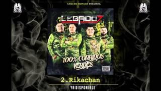 Rikachan - Legado 7