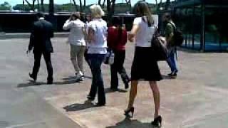 elisabetta canalis amatoriale VERA 3 la camminata