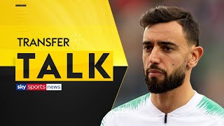 Man United in talks to seal Bruno Fernandes transfer! | Transfer Talk