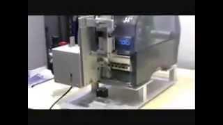 Cab A1000 - - półautomatyczny system drukująco-etykietujący
