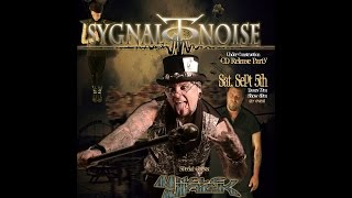 Austin Cooper of Sygnal To Noise *LIVE DRUMCAM*