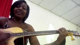 """Cover """"art trio"""" (não vou viver sem Jesus) feat. (Lili Souza )"""