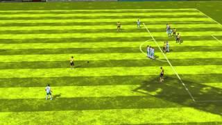 FIFA 14 iPhone/iPad - MERCENARIOS vs. Portuguesa
