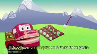 Canción: La Semilla y La Siembra- video educativo-preescolar