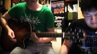 Mr. Brownstone - Guns N' Roses Acoustic Cover