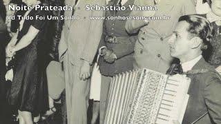 Sebastião Vianna - Noite Prateada - cd Tudo Foi um Sonho