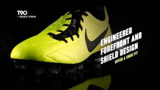 Nike T90 productvideo - Voetbalshop.nl