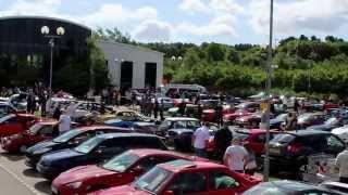 Car Cafe 2015 Showcase