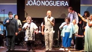 Diogo Nogueira + Jorge Aragao, Leny Andrade, Mariene de Castro, Tia Surica - April 2012