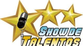 nossa apresentação no show de talento- Highway to Hell  ACDC