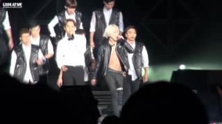 140815 SMTOWN IV in Seoul 태민(TAEMIN) SOLO - Pretty boy (KAI feat.)