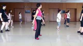 Let's Twist Again- Line Dance (Beginner Level)