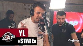 """YL - Freestyle """"State"""" #PlanèteRap"""