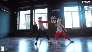 Daniela Gyorfi & Liviu Guta - De Ce Ma Minti - hip-hop by Sergey Sivak - Dance Centre Myway