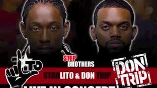 March 19, 2015 - Starlito & Don Trip Live Concert @KressLive
