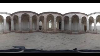 Claustro de San Pedro Amantes Teruel en 360º