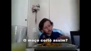 MENINO EMOCIONA SUA MÃE | HD