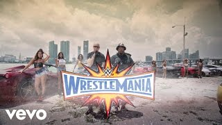 WrestleMania 33 : Theme Song - Greenlight ( Pitbull ft. Flo Rida, LunchMoney Lewis ) - Arena Effect