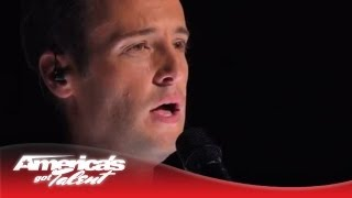 "Branden James - Surprising Cover of ""Alone"" by Heart - America's Got Talent 2013"