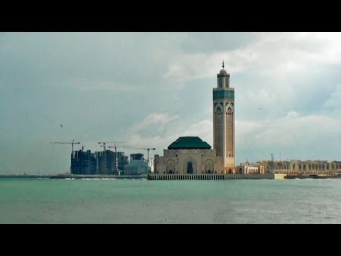 Mezquita de Casablanca – Hassan II Mosque – Marruecos Morocco Maroc – Grand Mosquée Hassan II