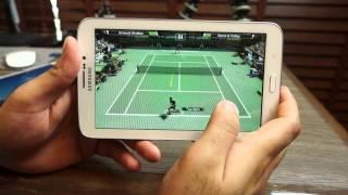 Samsung Galaxy Tab 3 7 inch T211 Gaming Review HD