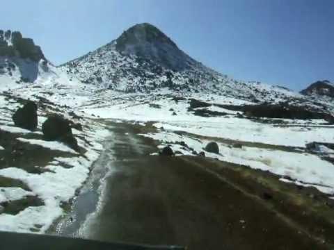 Djebel Siroua Teil 1 Tizi-n-Melloul Marokko
