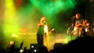 ALBOROSIE - ONE LOVE (BOB MARLEY) LIVE @ VILLA ADA