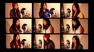 Pitch Perfect - Just The Way You Are/Just A Dream Mash-up (Cover)