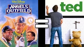 24 Reasons Angels In The Outfield & Ted Are The Same Movie