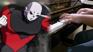 "[Dragon Ball Super OST] ""Jiren's Theme"" / Jiren's Power Unleashed - Episode 109 BGM (Piano)"