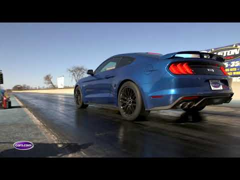 Mustang Gt 0 60 >> Can The 2018 Ford Mustang Gt Actually Go 0 60 Mph In Under 4 Seconds