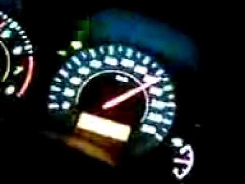 200km/hr on Toyota Corolla Altis