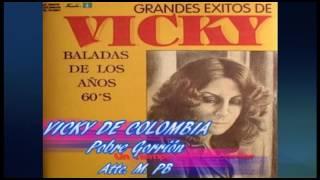 Tristeza en la música de los 60 por la muerte de Vicky