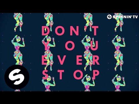 Ummet Ozcan - Don't Stop (Official Lyric Video)