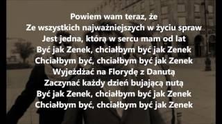 Joł-Być jak Zenek TEKST