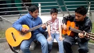 Enrique Iglesias - Bailando (cover) andy