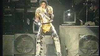 Michael Jackson - 02. Scream (Gothenburg, Sweden, HIStory World Tour 1997)