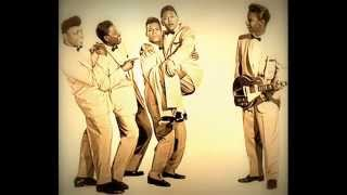 THE COASTERS - ''ZING! WENT THE STRINGS OF MY HEART''  (1958)