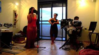 Vocal meditation - LIVE - MASALA featering Tammy ben hadar - HD
