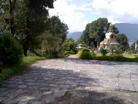 Nepal – Kathmandu – Kopan Monastery