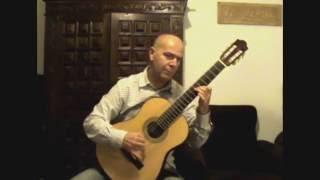 Foi Deus - Guitar José Horta