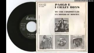 Paolo e i Crazy Boys - Un mondo su misura (What A Wonderful World)