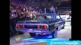 Eddie Guerrero tribute (1967-2005)