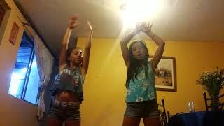 El Baile Abrazame :) Entre Primas