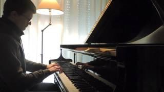 Francesco Gabbani - Foglie al gelo - Piano Cover