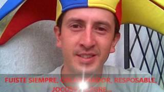 HOMENAJE POSTUMO A KLEVER JAVIER ZUÑIGA CALLE