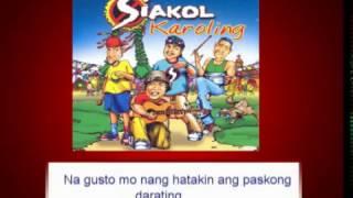 Siakol - Karoling (Lyrics Video)