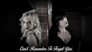 Shakira ft Rihanna - Can't Remember to Forget You - Nika Kljun & Julia Spiesser Choreography
