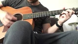 Stone Temple Pilots - Plush (acoustic) COVER