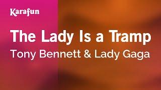 Karaoke The Lady Is A Tramp - Tony Bennett *